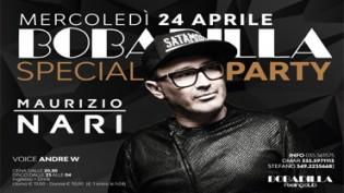 Special Party @ Bobadilla!