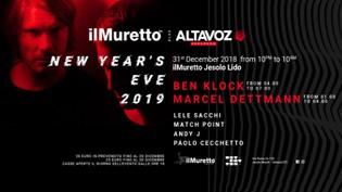 Capodanno 2022 @ discoteca Il Muretto!