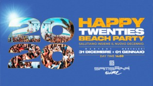 SAMSARA \ Happy Twenties BEACH Party