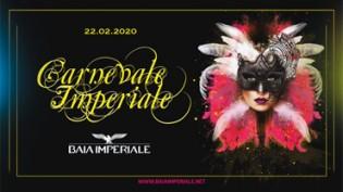 Carnevale 2020 @ discoteca Baia Imperiale