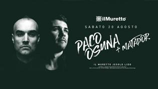 Paco Osuna & Matador @ Il Muretto
