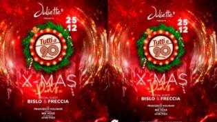 Natale 2019 alla discoteca Juliette di Cremona!