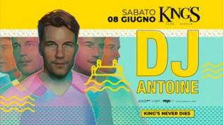 DJ Antoine, King's Club - Jesolo