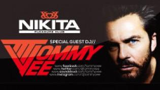 Tommy Vee @ Nikita