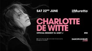 Il Muretto w/ Charlotte De Witte