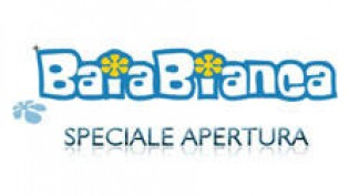Speciale apertura per pasqua 2009 Baia Bianca!