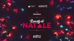 Il FNKY di Natale al Nikita COSTEZ