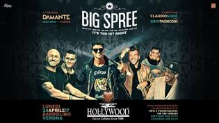BIG SPREE - HOLLYWOOD Dance Club bardolino