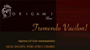 Tremendo Vacilon, Latino Americano @ Origami Live!