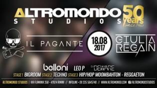 Special Guest Il Pagante @ discoteca Altromondo Studios Rimini