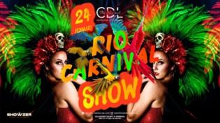 Carnevale 2020 @ discoteca Centrale del Latte