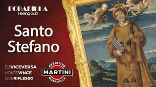 Santo Stefano, aperitivo Martini @ Bobadilla!