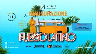 Fuego Latino | L'inaugurazione di Zero - Movimento Musicale