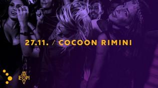 Cocoon Rimini Move On @ discoteca Altromondo Studios