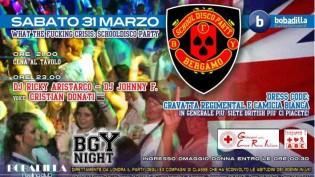 Back to school Party alla discoteca Bobadilla