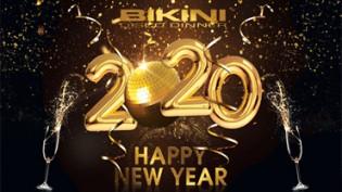 Capodanno 2020: Happy New Year Bikini party