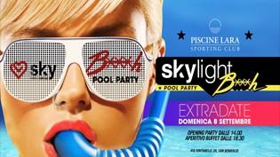 Skylight Disco • Pool Party // Piscine Lara Club