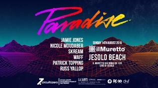 Discoteca Il Muretto pres. Paradise!