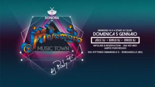 Melamara Music Town • Sonora