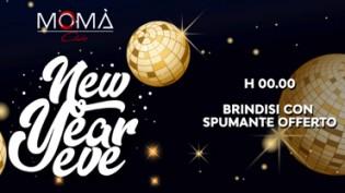 Capodanno @ Momà Club Crema