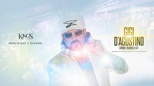 Gigi D'Agostino @ discoteca King's
