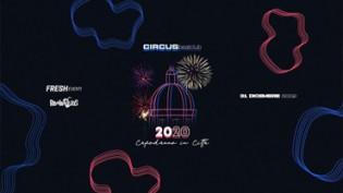 Capodanno 2020 alla discoteca Circus Beat Club