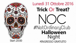 Halloween 2016 @ Baia Bianca: Noc!