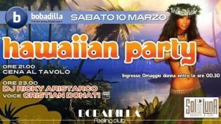 Hawaiian Party alla discoteca Bobadilla