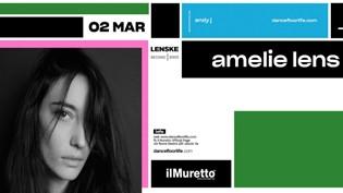 Il Muretto Carnival Edition w/ Amelie Lens