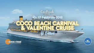 Coco Beach Carnival & Valentine Cruise