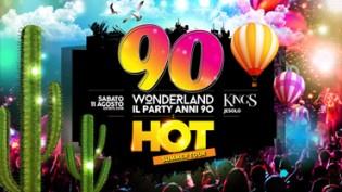 90 Wonderland Jesolo - Discoteca King's