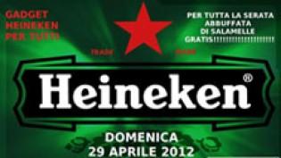 Heineken Party @ Origami Live