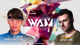 Way Music Festival @ discoteca Skylight
