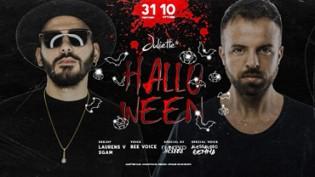 Halloween 2019 @ discoteca al Juliette 96