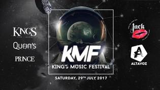 KMF - King's Music Festival - 4 Rooms
