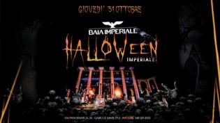 Halloween 2019 alla discoteca Baia Imperiale