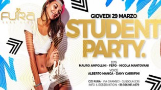Student Party @ Fura!