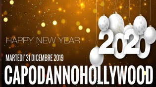 Capodanno 2020 @ discoteca ristorante Hollywood Bardolino