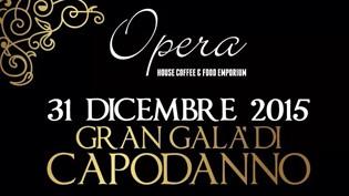 Capodanno 2016 @ Opera House Coffee & Food Emporium