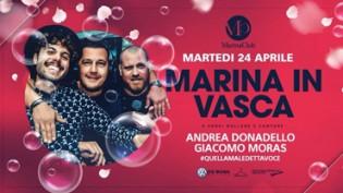 Marina in Vasca, Extradate at Marina Club Jesolo