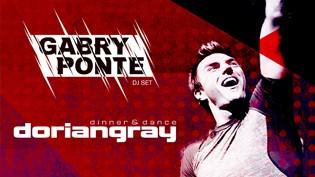 Gabry Ponte @ discoteca Dorian Gray
