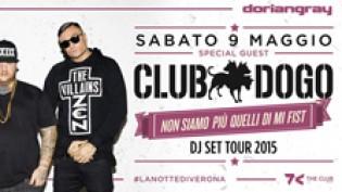 Club Dogo @ discoteca Dorian Gray