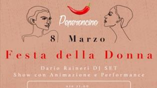 Festa della Donna 2020 al Peperoncino Brescia!