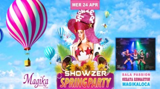 Spring Party By Showzer @ Magika DiscoClub