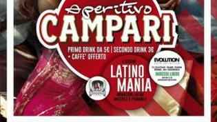 Latino Mania @ Evolution Cafè