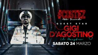 Gigi d'Agostino alla discoteca Nikita Costez