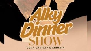 Alky Dinner Show Milano al Giovedì sera!