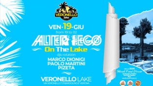 ALTER EGO on the Lake (tutti i venerdì)