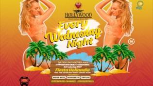 Mercoledì @ discoteca Hollywood