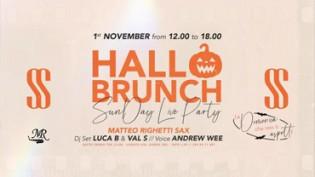 HalloBrunch • Sunday Live Party Sesto Senso